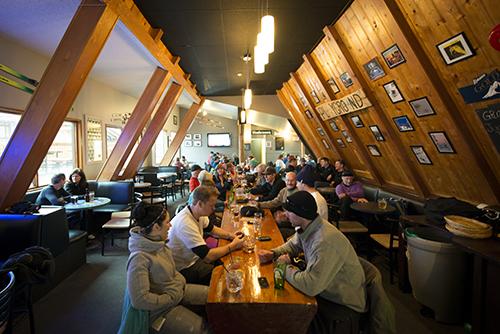 Restaurants in fernie