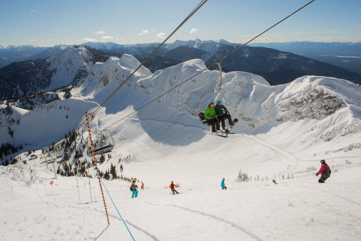 Legendary Terrain at Fernie Alpine Resort