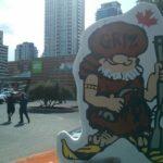 Griz at Calgary MEC
