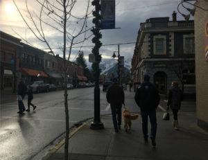 Fernie main street