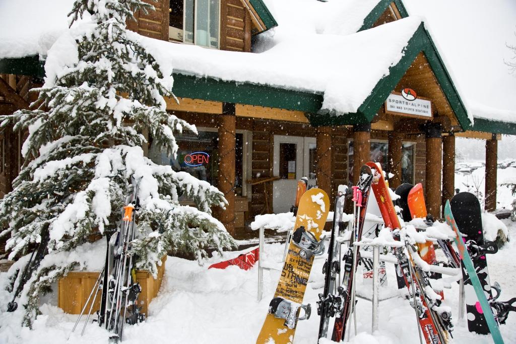 Sports Alpine Boutique
