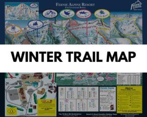 FAR Winter Trail Map