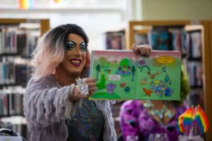 Drag Story Time