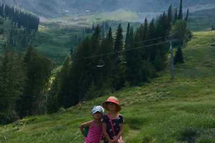 Family Hike Fernie